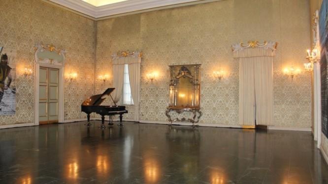 Sala Radetzky Palazzo Cusani
